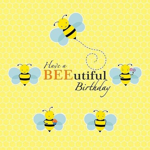 Bumble Bee Theme Birthday Party