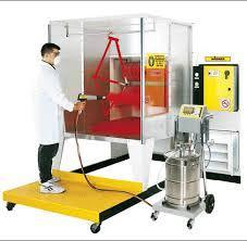 Image result for equipment for powder coating