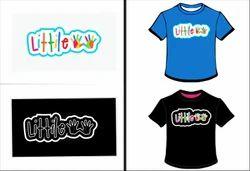 3 Days Digital Logo Design For T Shirt, For Branding