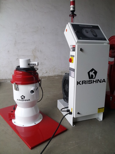 Fully Automatic Hopper Loader