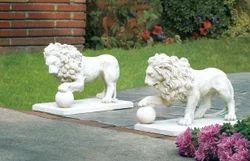 MARBLE LION SET