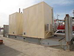 Flat Cargo Lashing Service
