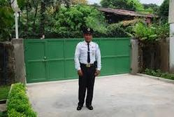 Office Security Guard