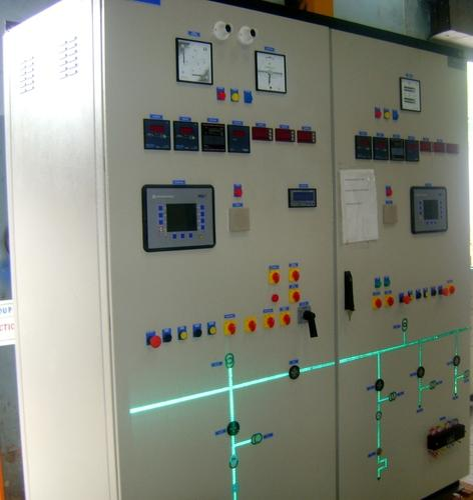 TG Synchronization Panel