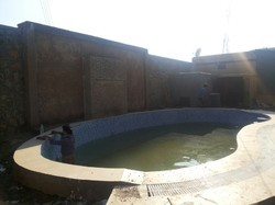 Farm House Swimming Pool Construction