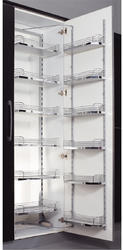 Deco Mica Pull Out Kitchen Pantry