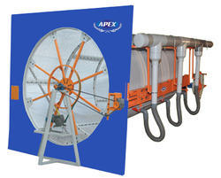 Automatic Rotary Air Filter