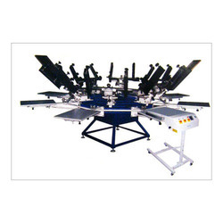 Manual Chest Printing Machines, No of colours 4, 6, 8, 10, 12