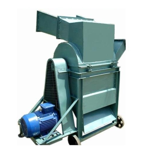 Electric Wood Chipper Cutting Machine Ronak Engineering