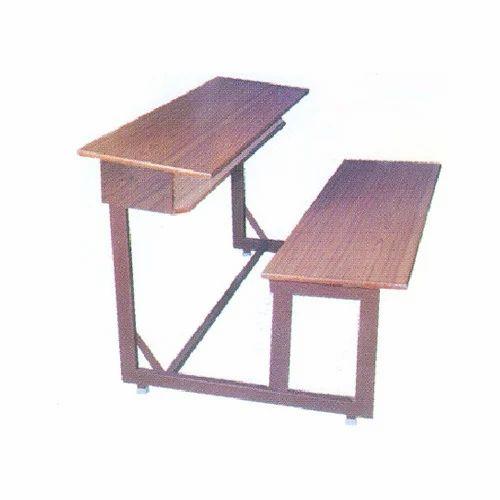 Amazing Wooden Student Desk