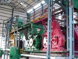 Hydraulic Cane Crusher