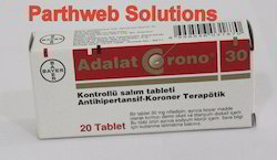Adalat Chrono (Nifedipine Tablets)