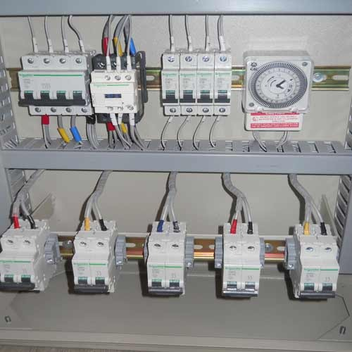 Street Lighting Panel X on Electrical Wiring Diagram House
