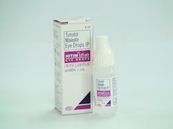 Timolol Eye Drop, Type Of Eyedrops: Allopathic