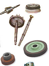 Textile Comber Assembly Spares