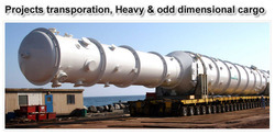 Heavy Lifts and Over Dimensional Consignments (ODC)