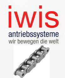 IWIS Roller Chains - Drive and Conveyor