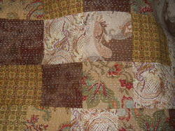 Patch Work Printed Kantha Quilt