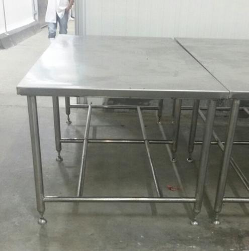 Stainless Steel Table View Specifications Details Of Stainless - Food grade stainless steel table
