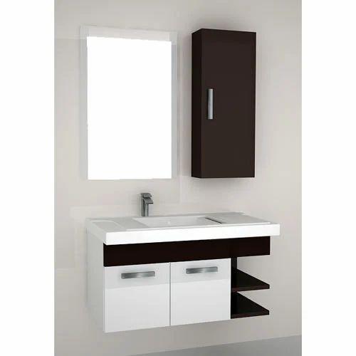 Wash Basin Vanity With Bathroom Units India