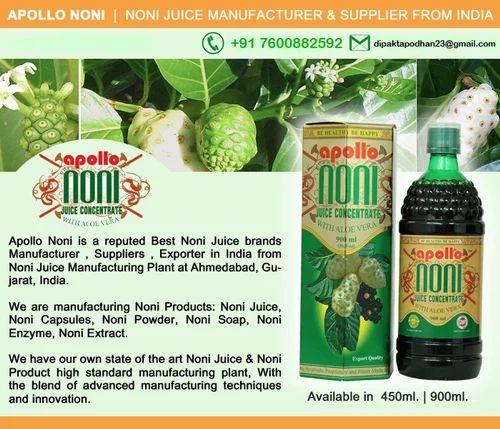 Noni Juice Amazing Health Benefits At Rs 650 Pack Jodhpur Cross