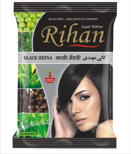 dfb28a941 Rihan Black Henna, Packaging Size: 5 Gms, Rs 7 /packet, Royal Herbal ...