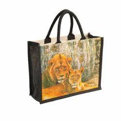 Custom Printed Bags, Size: 35 X 29 X 13 Cm