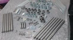 Moulded and Sheet Metal Parts