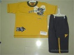 Depends Kids Dress Boys Cloth Sets
