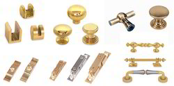 Brass Door Hardware