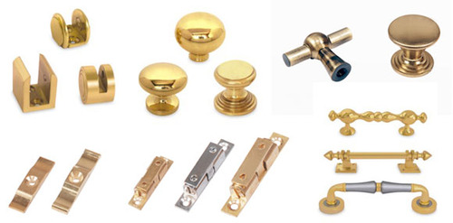 Bon Brass Door Hardware