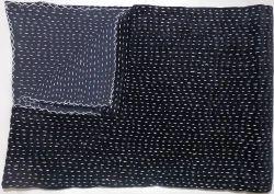 Velvet Kantha Quilts