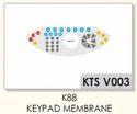 Vamatex K88 Keypad Membrane