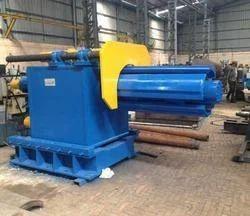 De-Coiler/Un-Coiler, For Industrial, Model Name/Number: Hertz