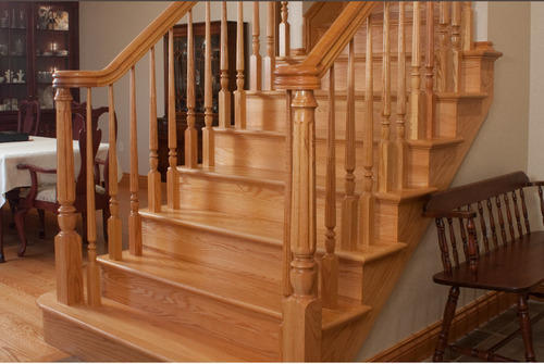 Amazing Designer Wood Baluster