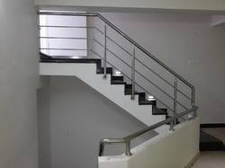 SS Stair Case Handrail