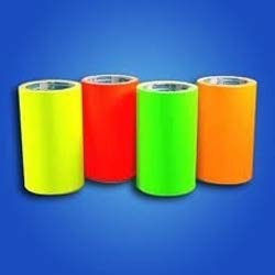 Fluorescent Sticker Roll
