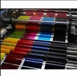 Multi Coloured Printing Service