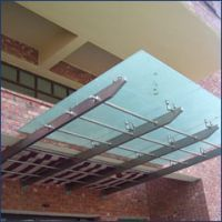 metal canopies stainless steel canopy manufacturer from pune