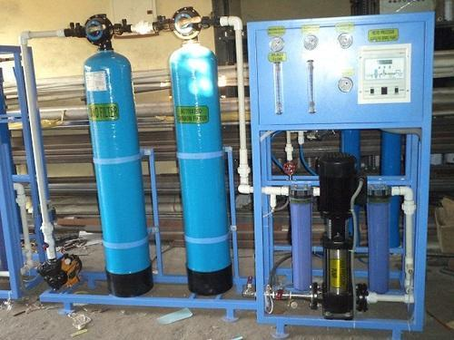 High Purifying Water Treatment System Ro Plant Skid