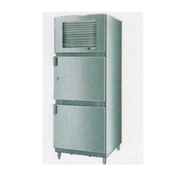 Stainless Steel mate finish 2 Door Refrigerator, Model Name/Number: Ssref