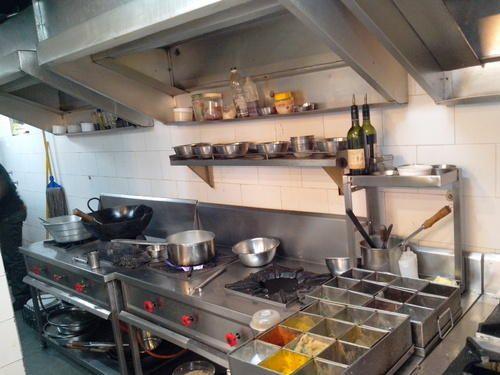 Merveilleux Restaurant Kitchen Equipment