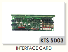 Staubli Dobby Interface Card