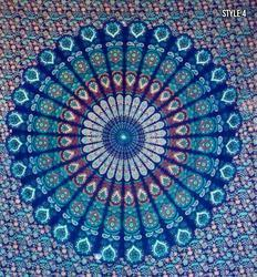 Indian Mandala Tapestry Hippie Hippy Wall Hanging