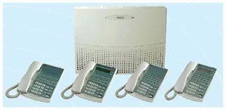 NEC Aspila Digital Key Telephone System - Silver Track