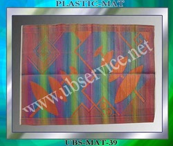 Plastic Mat- Collection