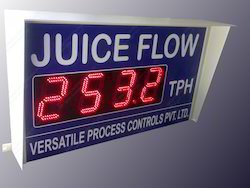 Juice Flow Rate Display Board