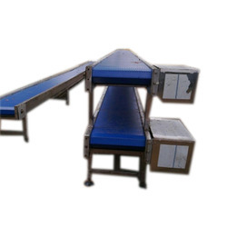 Double Deck Modular Chain Conveyor