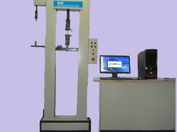 Tensile Strength and Elongation Testing Machine
