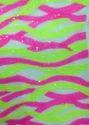 Neon Sequin Fabric